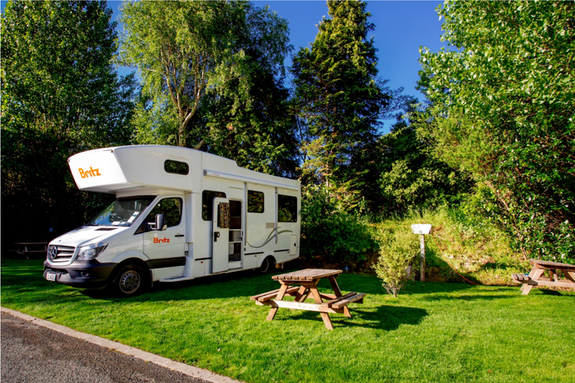 Caravan parks in Marlborough