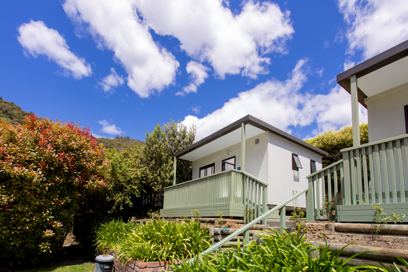 Cabins and motels in Marlborough