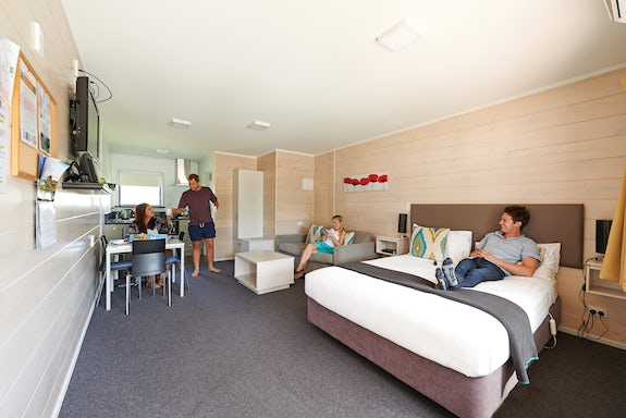 Cabins and motels in Bay of Plenty