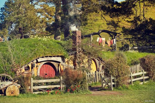 Visit Hobbiton, Waikato