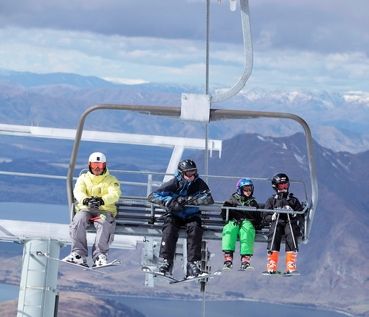 Triple the Fun at Treble Cone