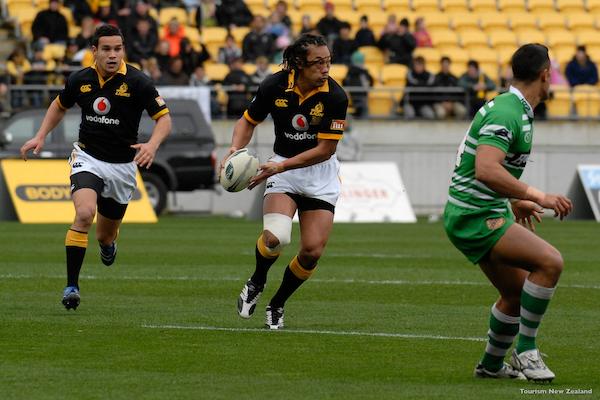 Catch a Rugby Match