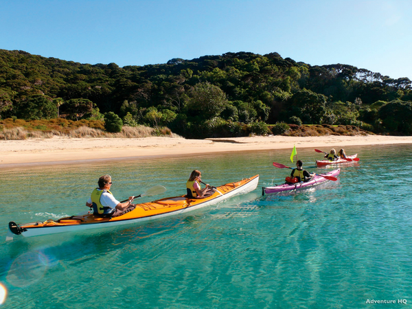 Kayak Tour, Bay of Islands