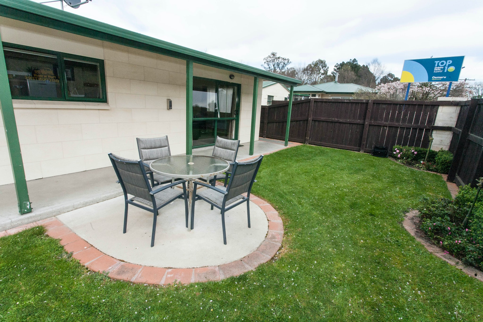 2 Bedroom Units Oamaru Top 10 Holiday Parks