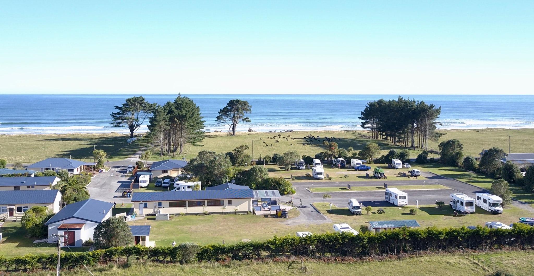Carters Beach Top 10 Holiday Park Westport Top 10