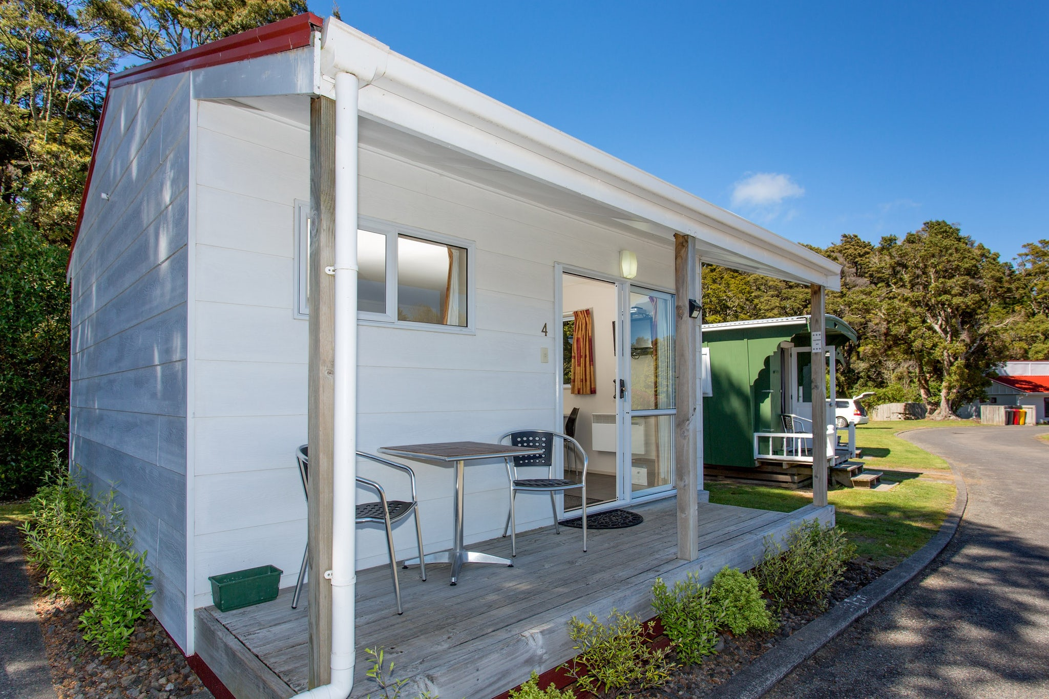 Kitchen Cabin Ohakune Top 10 Holiday Parks