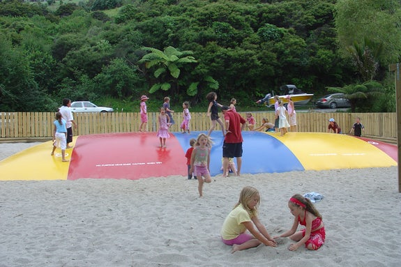 Coromandel is a great place for a holiday