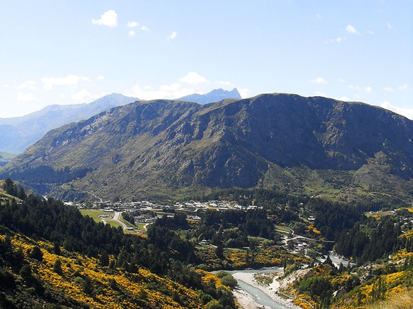 Queenstown Hill Time Walk