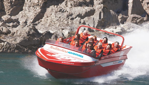 Hanmer Springs Attractions - Jet Boating