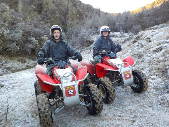 Hanmer Adventure _ Quad Bikes