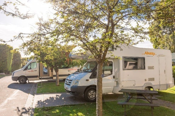 Caravan parks in Southland