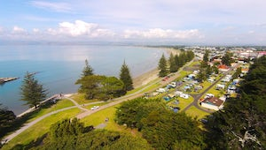 Waikanae Beach TOP 10 (Gisborne)