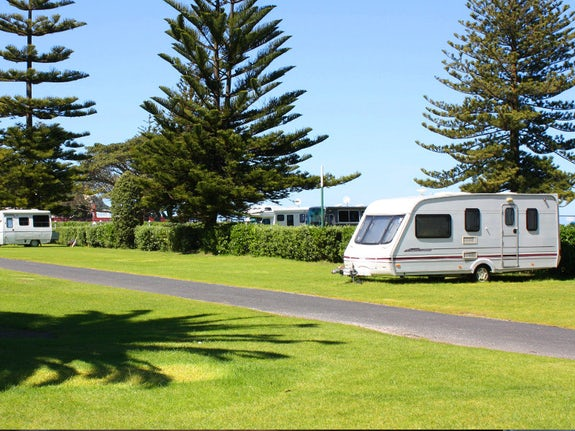 Caravan parks in Gisborne