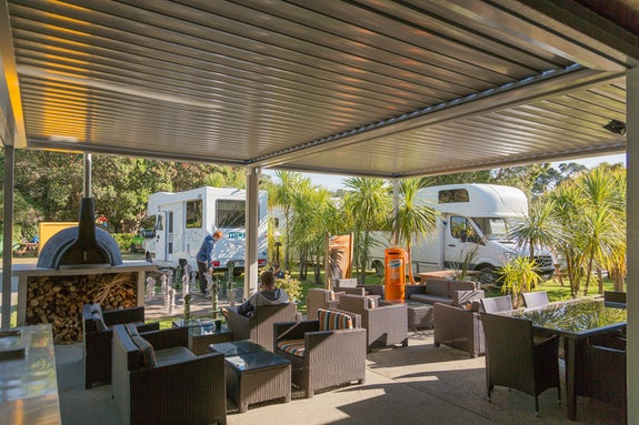 Caravan parks in Bay of Plenty