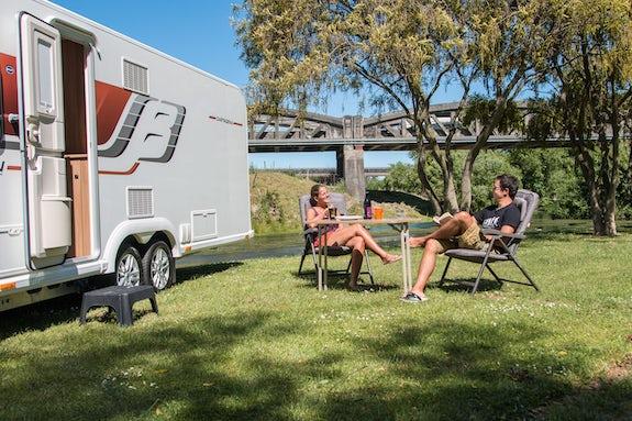 Caravan parks in South Island