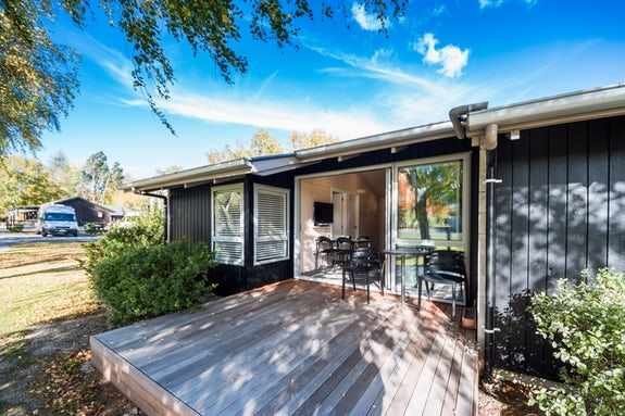 Cabins and motels in the South Island