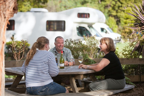 Caravan parks in Northland