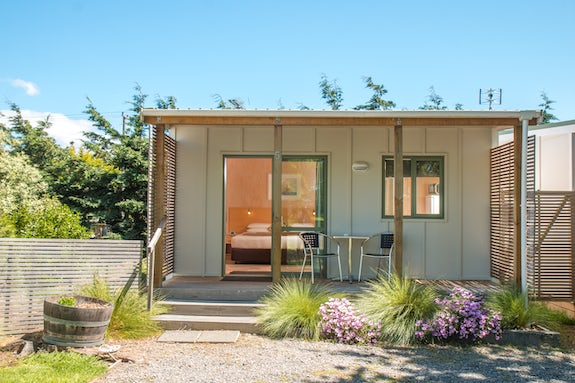 Cabins and motels in Lower North Island