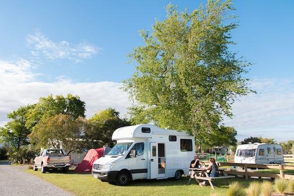 Camping in Wairarapa