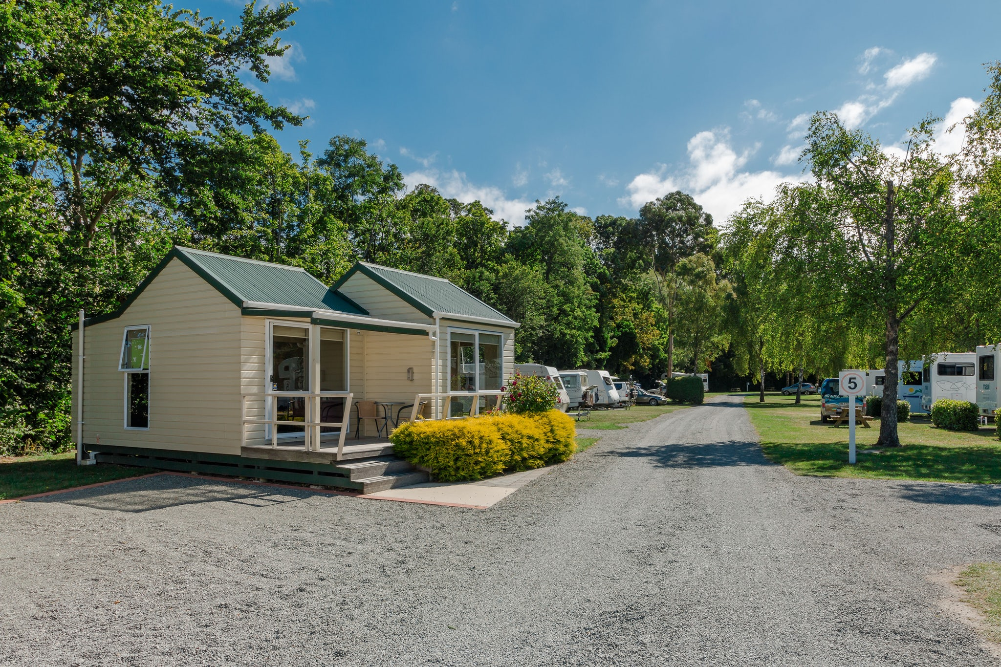Self Contained 1 Bedroom Chalet Oamaru Top 10