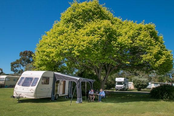 Caravan parks in Auckland