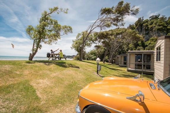 Caravan parks in Nelson Tasman