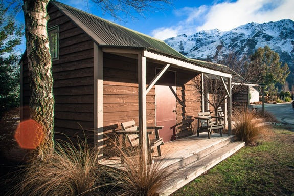 Cabins and motels in Otago