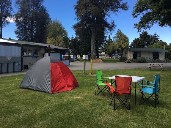 Camping in Nelson Tasman