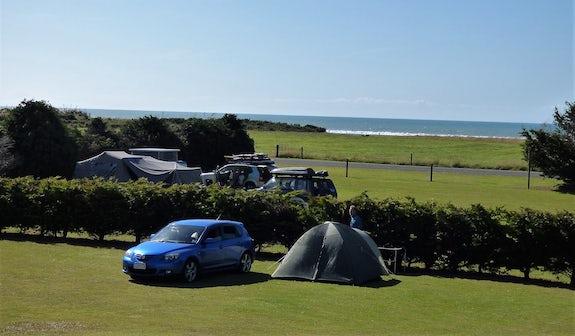 Camping in Buller