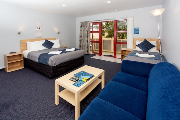 Cabins and motels in Buller
