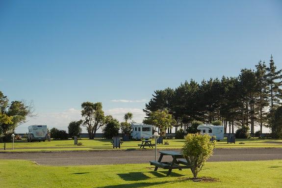 Caravan parks in Buller